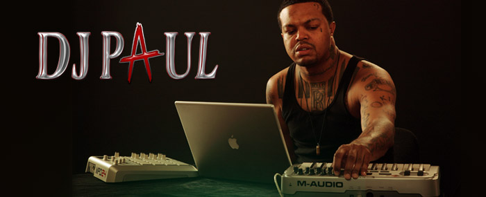 DJ Paul of Three 6 Mafia