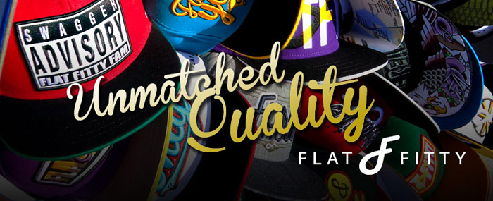 Flat Fitty Luxury Headwear